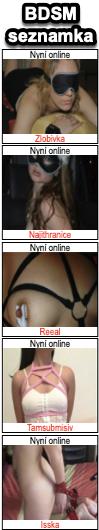 BDSM seznamka